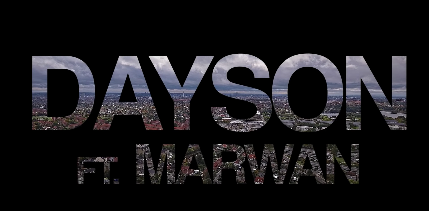 Musikvideo for Dayson feat. Marwan